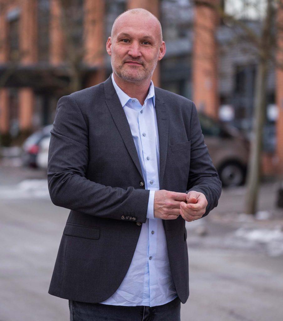 Esoft Aktiveringschef Peter Alminde