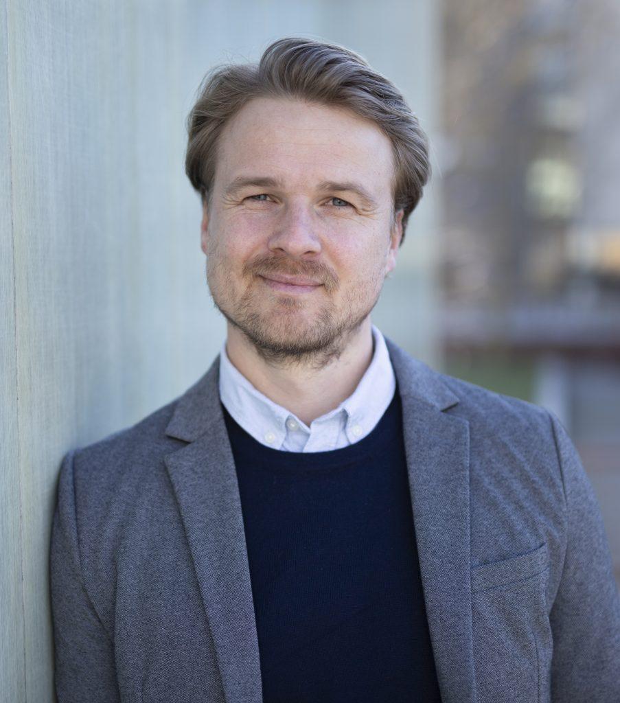Thomas Hallgren Nielsen Esoft Kundechef region Sjælland