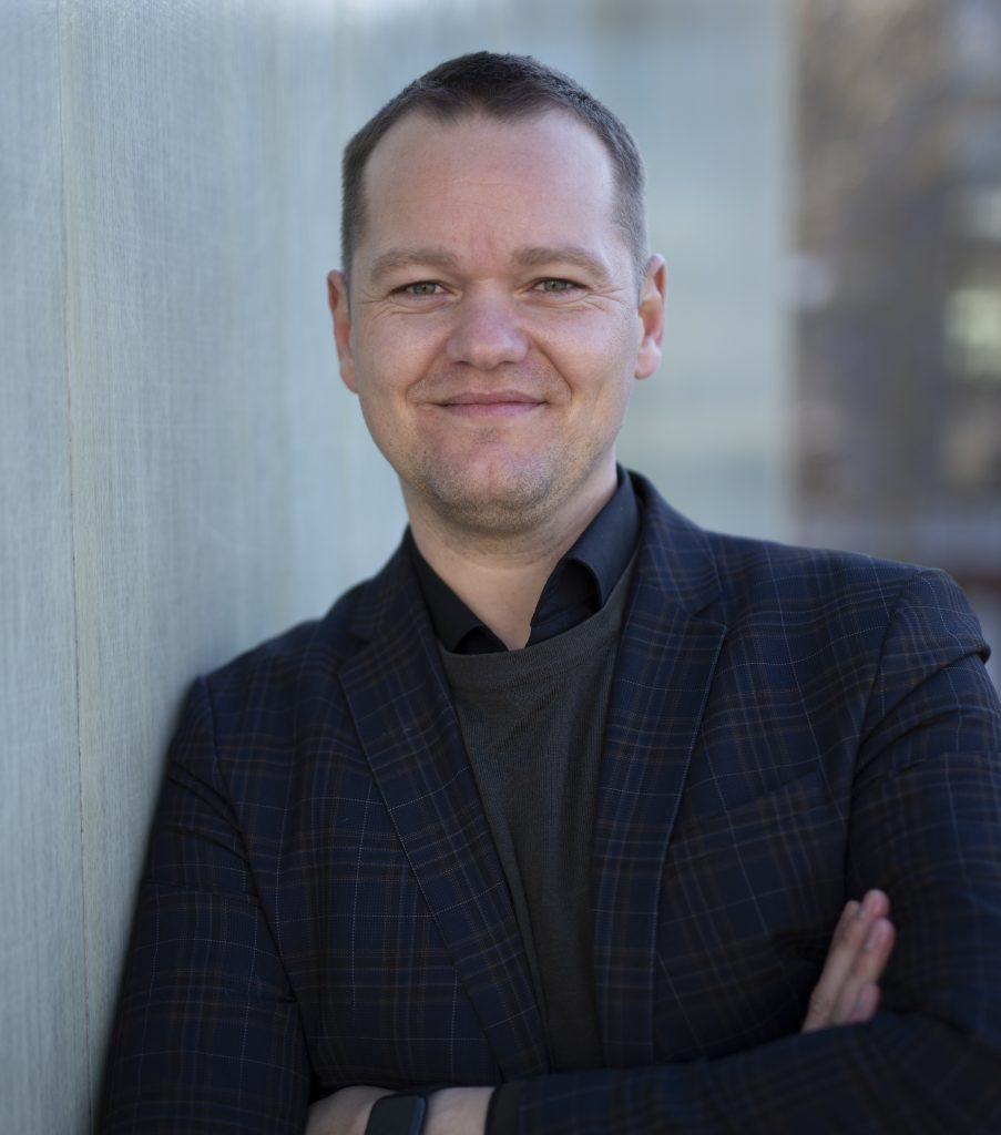 Markus Wacker Esoft Kundechef region Hovedstaden