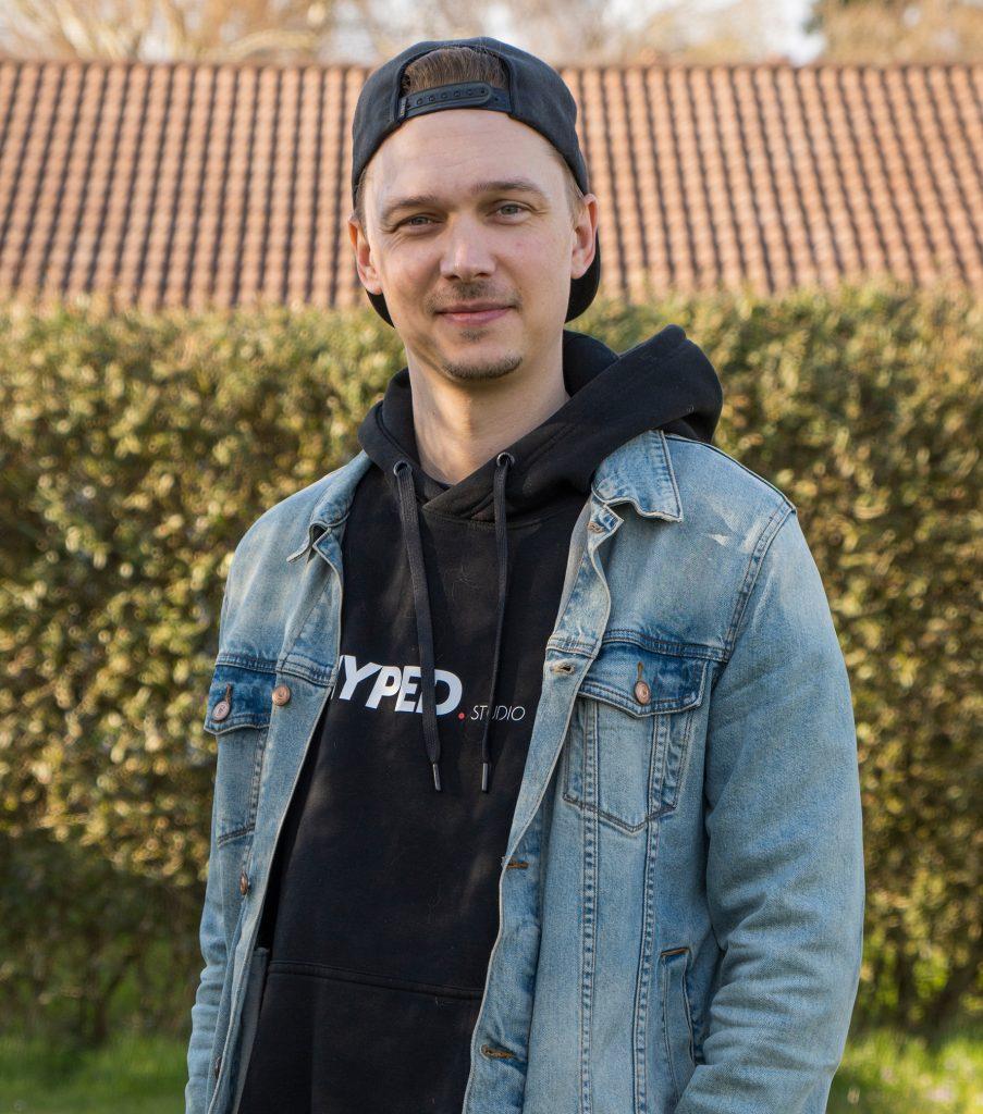 Nikolaj Frederiksen Kronbær