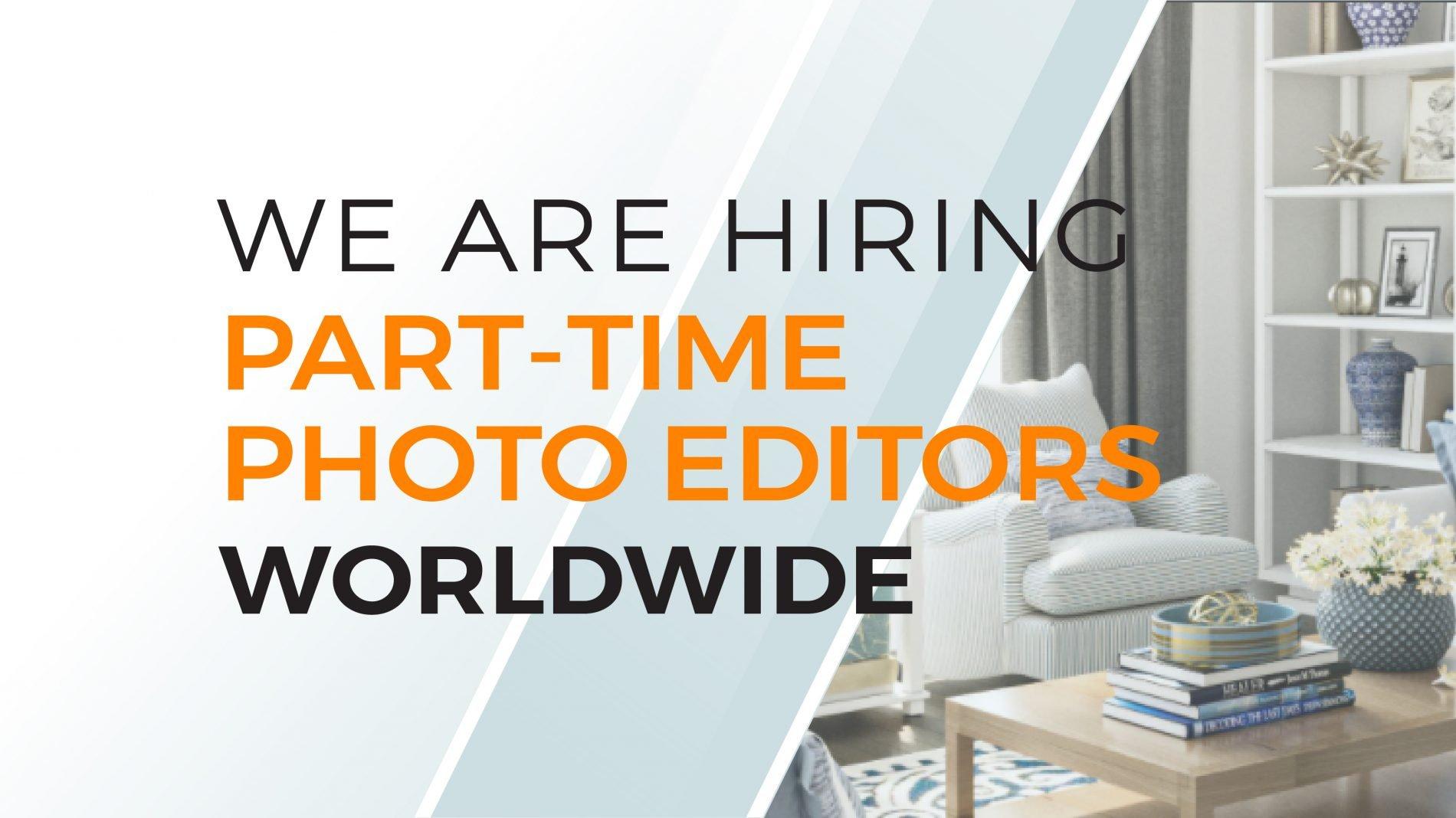 Photo Editor Recruitment