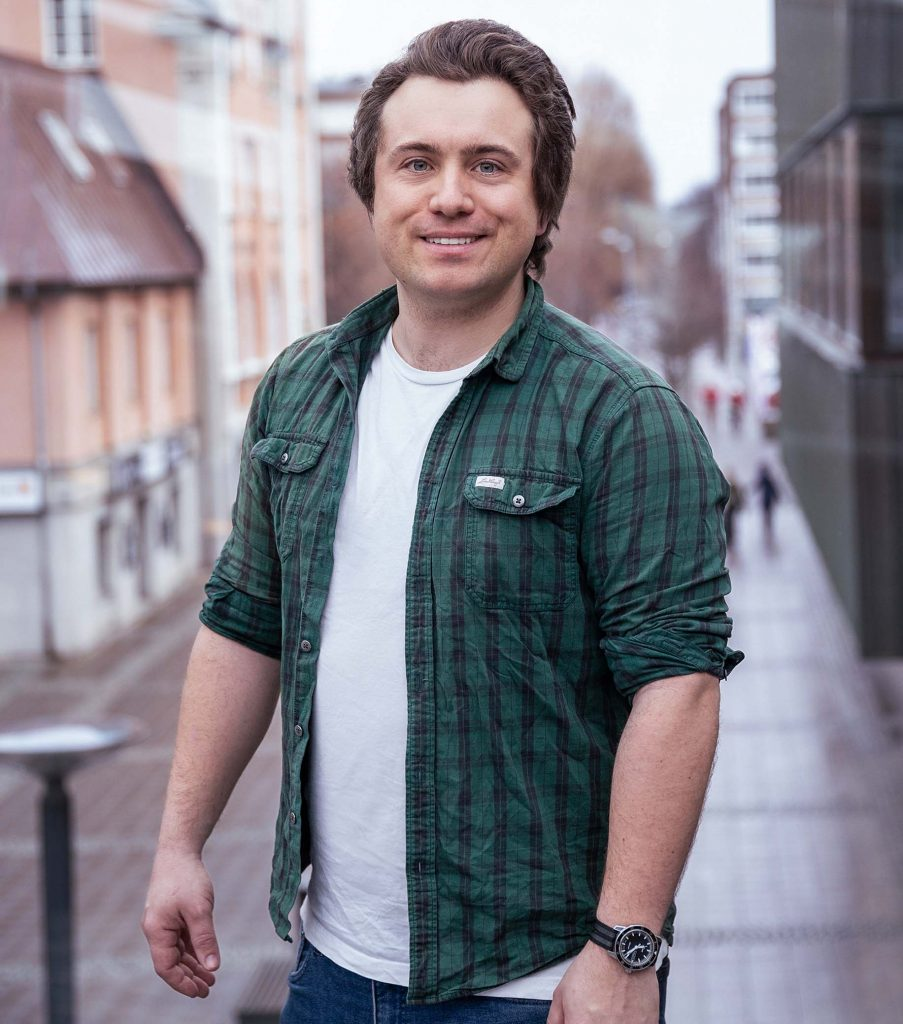 Christoffer Norgren