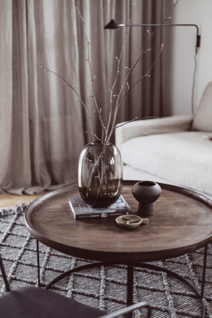 livsstilsbild av vase