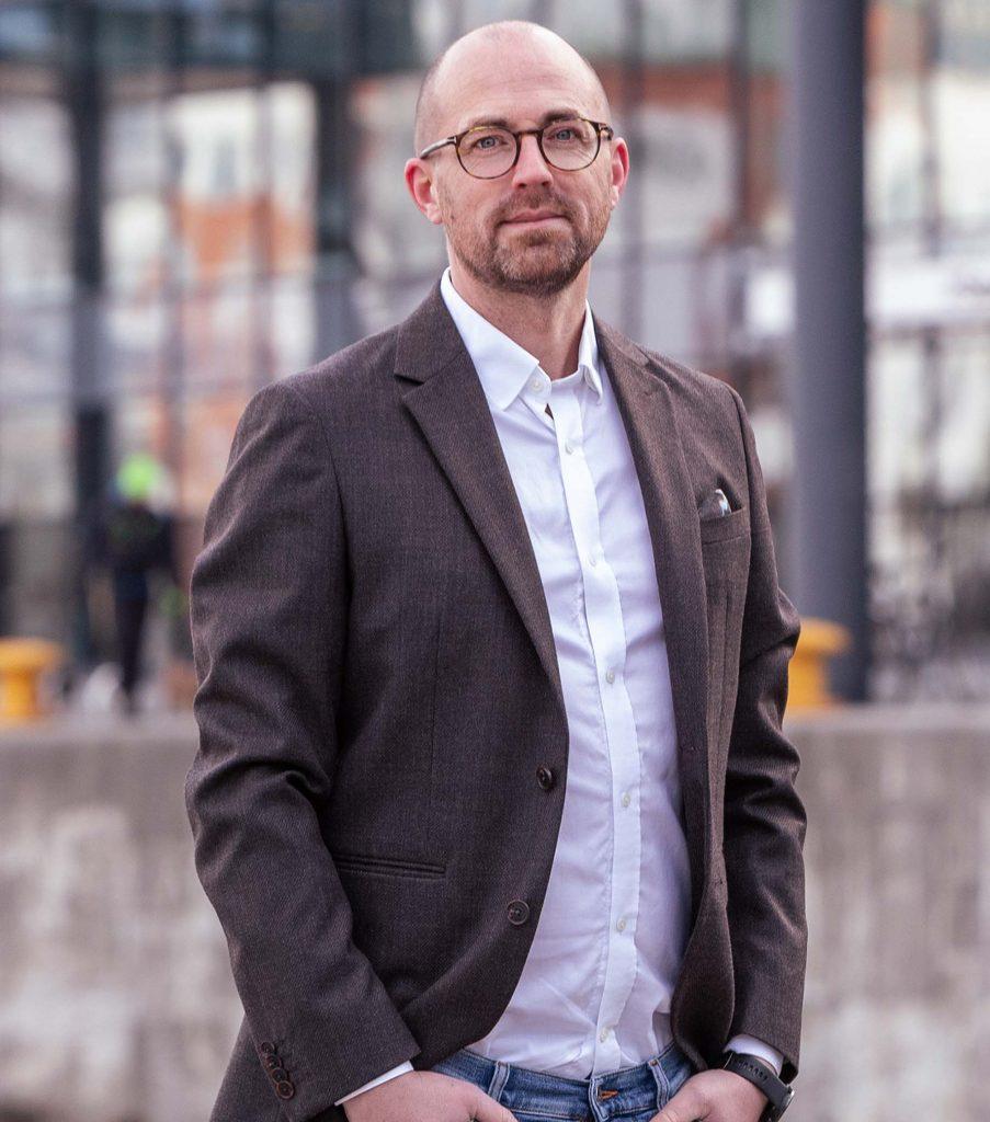 Fotograf Daniel Valstad